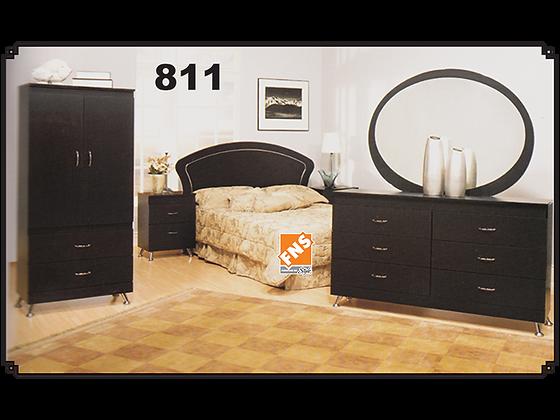 811 - Queen Bedroom Set