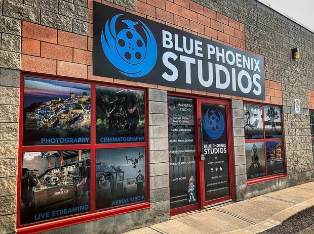 Blue Phoenix Studios Whitby Ontario