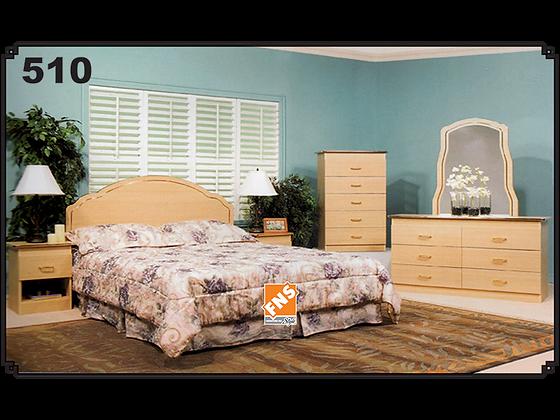 510 - Bedroom Set
