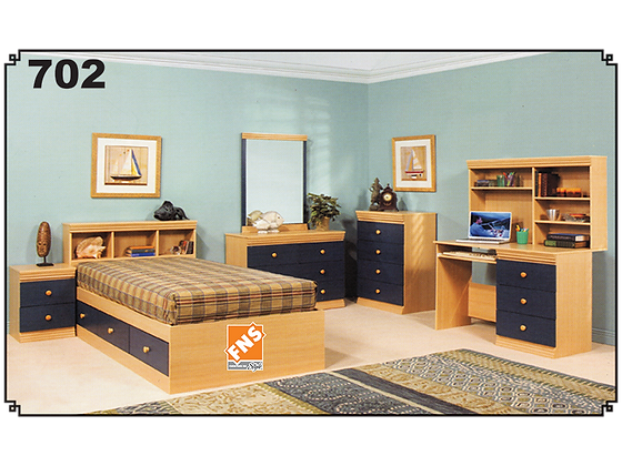 702 - Bedroom Set