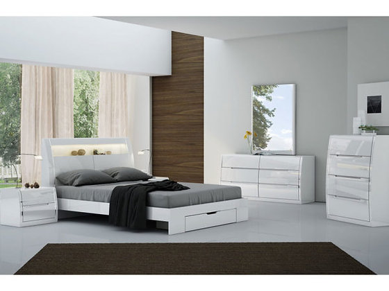 Phoebe Bedroom Set - Double