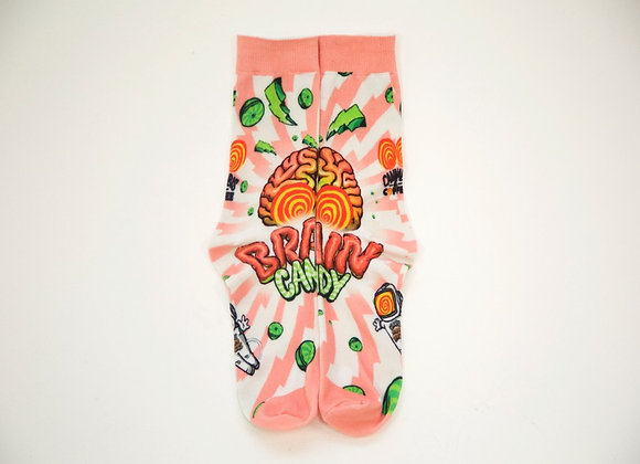 Brain Candy Socks