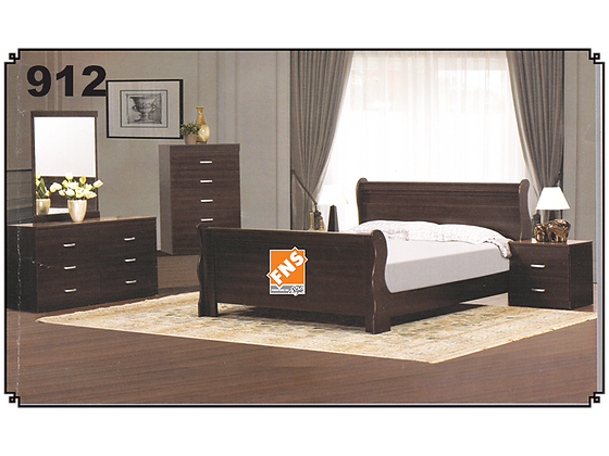 912 - Queen Bedroom Set