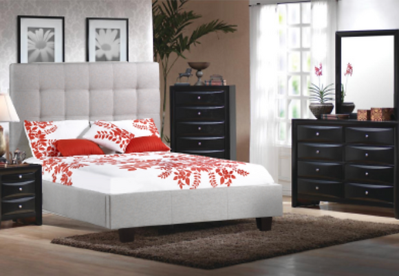 Allison Bedroom Set - Double