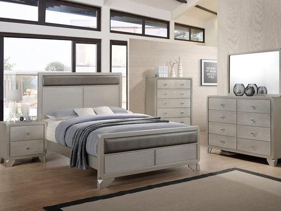 Vesta Bedroom Set - King