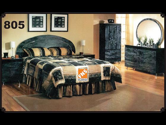 805 - King Bedroom Set