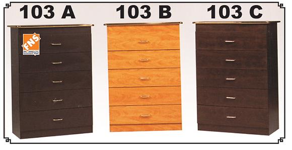 103- Dresser