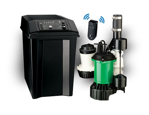 HYDROMATIC® BATTERY BACKUP SUMP SYSTEMS.