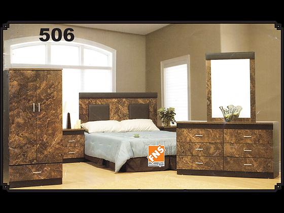506 - Bedroom Set