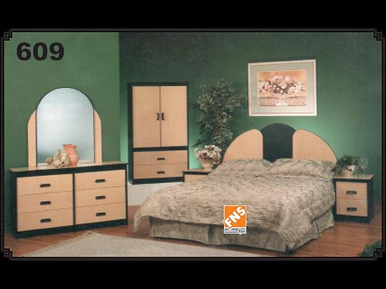 609 - Bedroom Set