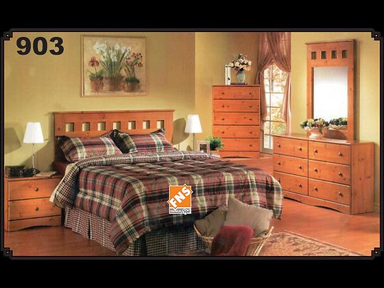 903 - Double Bedroom Set