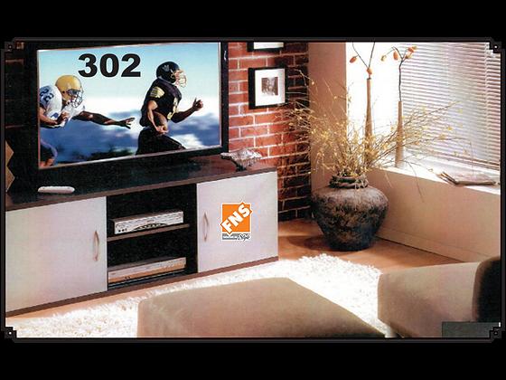 302 - Entertainment Unit