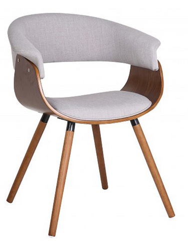 Mid-century modern styled chair