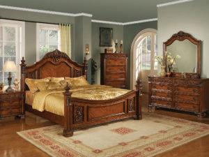 Astaire Bedroom Set - King