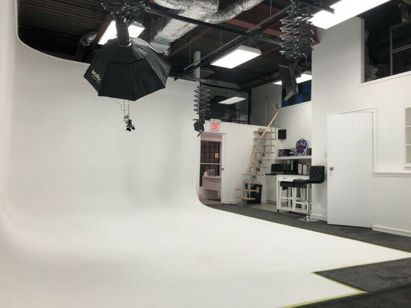 Film and Photo Studio in Whitby, Ontario