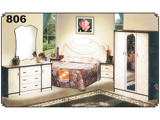806 - King Bedroom Set