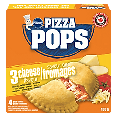 Pizza Pops 3 Cheese