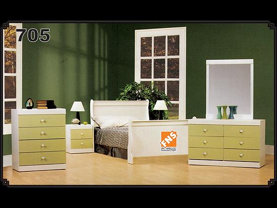 705 - Bedroom Set