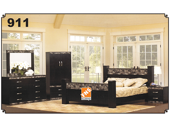 911 - Queen Bedroom Set