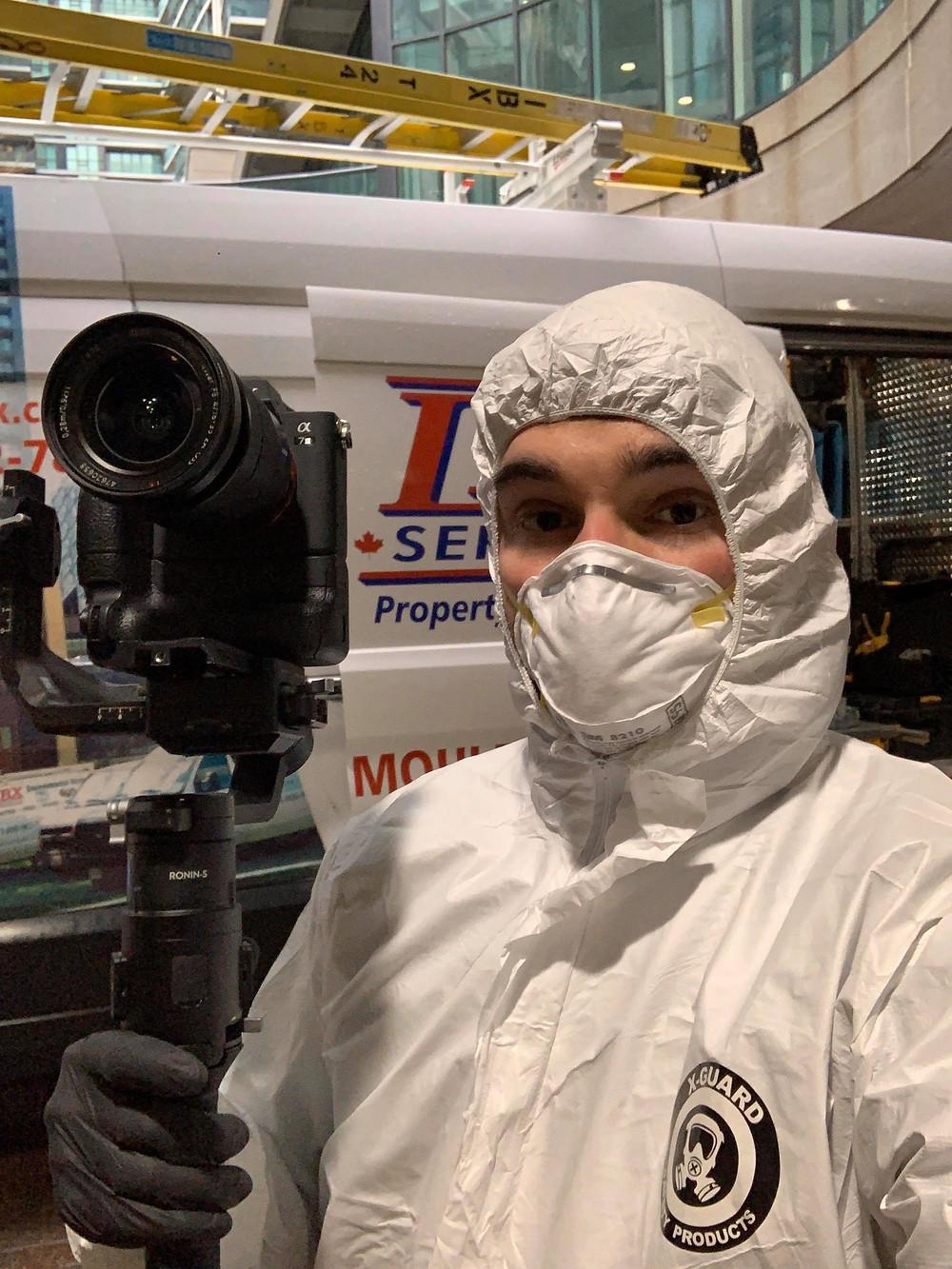 Real Estate Videographer