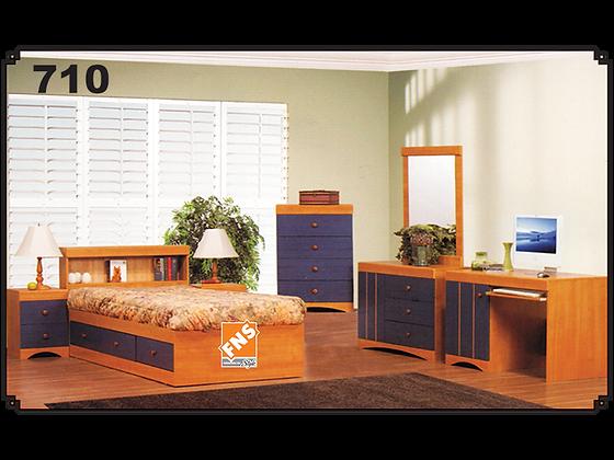 710 - Bedroom Set
