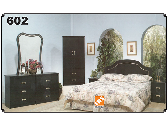 602- Bedroom Set