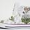 Thumbnail: Mad Scientist Converse Shoes