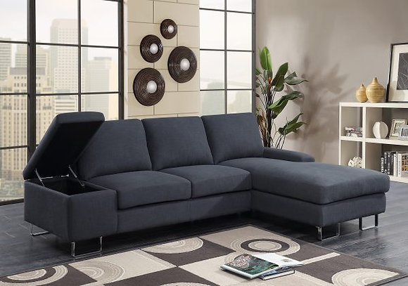 Midnight Sectional Sofa