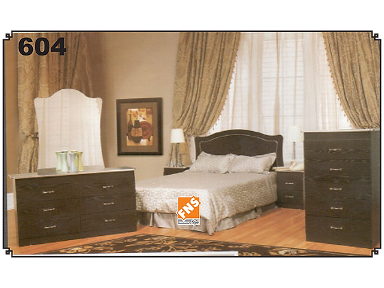 604 - Bedroom Set