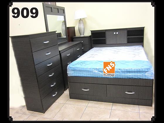 909 - Single Bedroom Set
