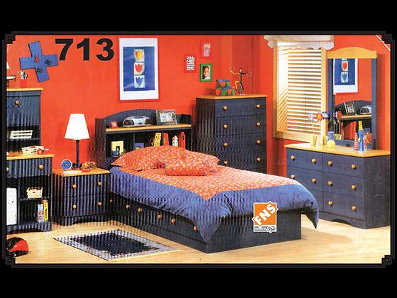 713 - Bedroom Set