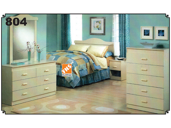 804 - King Bedroom Set