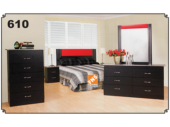 610 - Bedroom Set