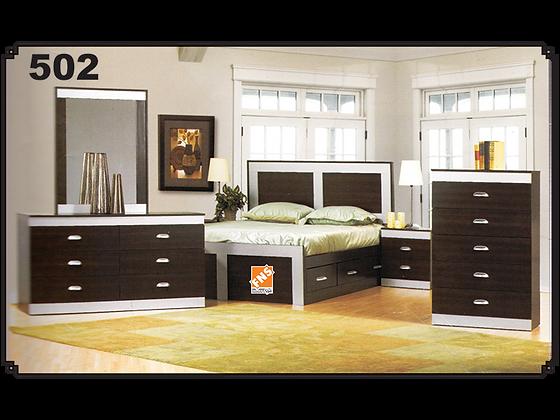 502 - Bedroom Set