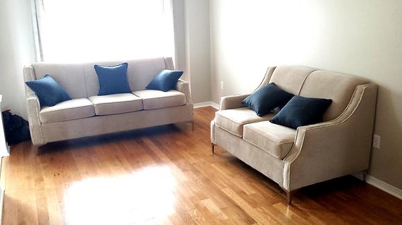 1111 - Sofa Set