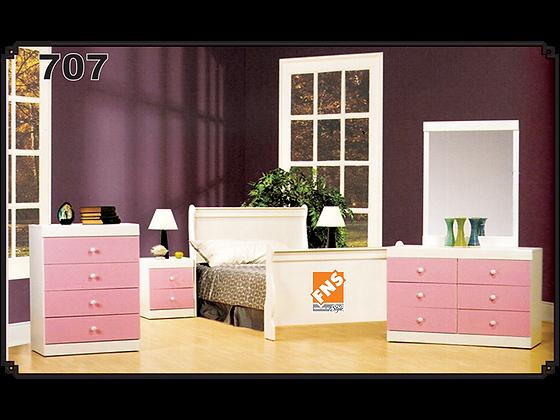 707- Bedroom Set