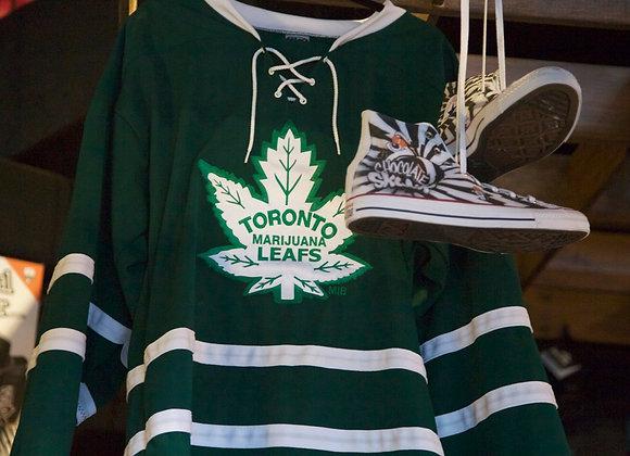 Toronto Marijuana Leafs Jersey