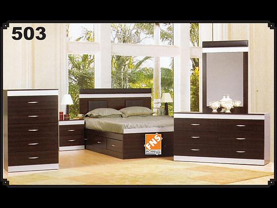 503 - Bedroom Set