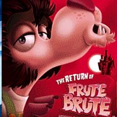 Frute Brute Halloween Cereal