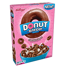 Chocolate Donut Shop Cereal