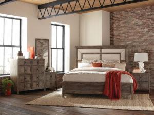 Aspen Bedroom Set - Queen