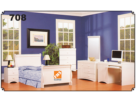 708 - Bedroom Set
