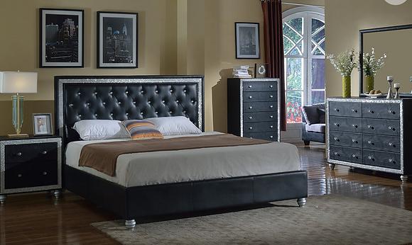 Gabriella Bedroom Set - Queen
