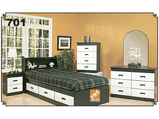 701 - Bedroom Set