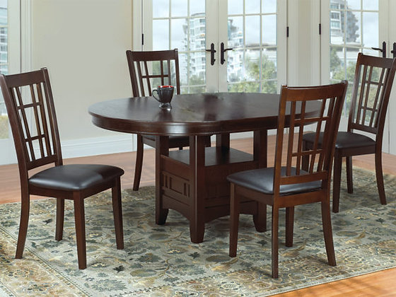 Cayman Dining Table with Chairs