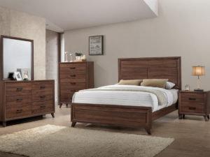 Melanie Bedroom Set - King