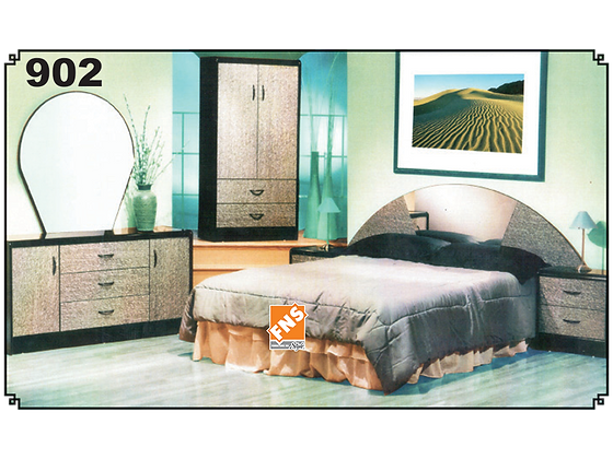 902 - King Bedroom Set