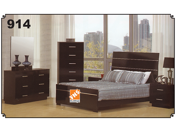 914 - King Bedroom Set