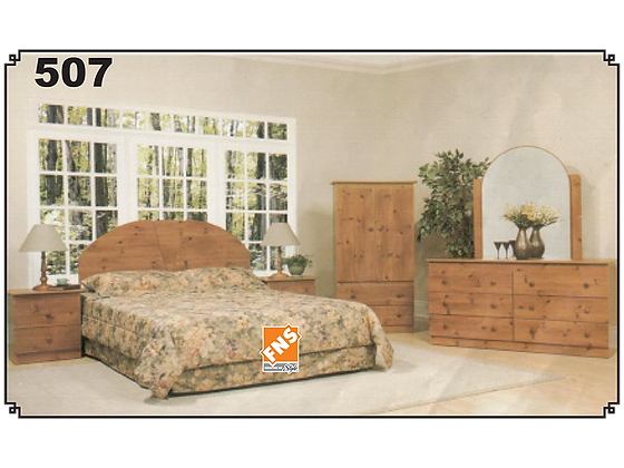 507 - Bedroom Set