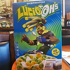 OverWatch Lucio-Ohs Cereal